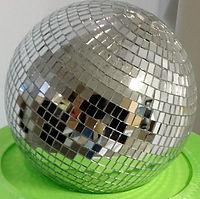 Mirror Ball Decor
