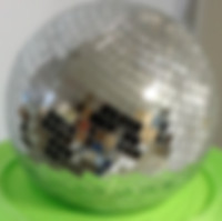 Mirror Ball Decor