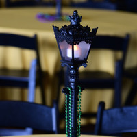 French Quarter Lamppost