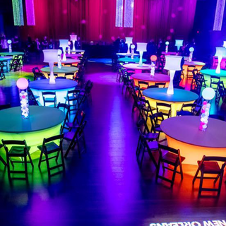 Glow Party at the Filmore