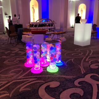 Glow Ball Table