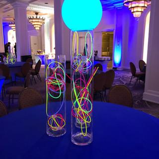 Glow Ball Centerpiece