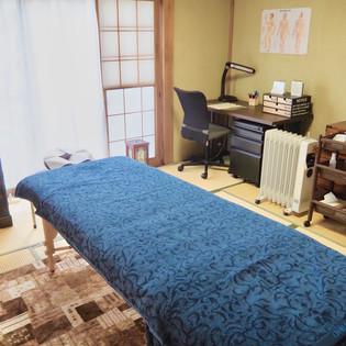 施術所 Treatment Room