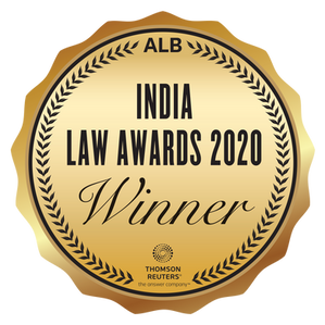 """Collyer Law wins """"India Practice - Asian Law Firm of the Year"""" at the ALB India Law Awards"""