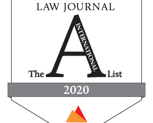 The International A-List 2020: Top 100 India-focused lawyers
