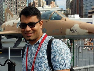 Azmul Haque: Legal Geek of the Week