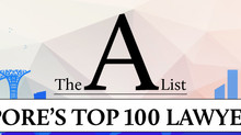 The A-List 2019: Singapore's Top 100 Lawyers
