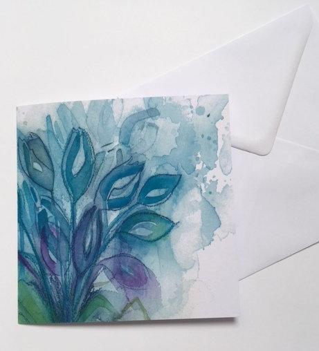 Art Card- Sweet Scent