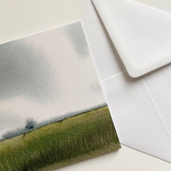 Dreaming of Stillness Card