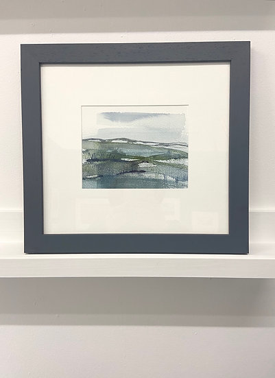 'Damp Day in Donegal' original painting