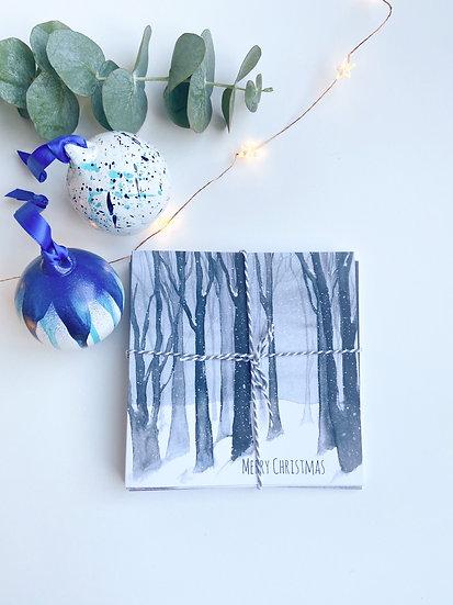 New Christmas Card Selection