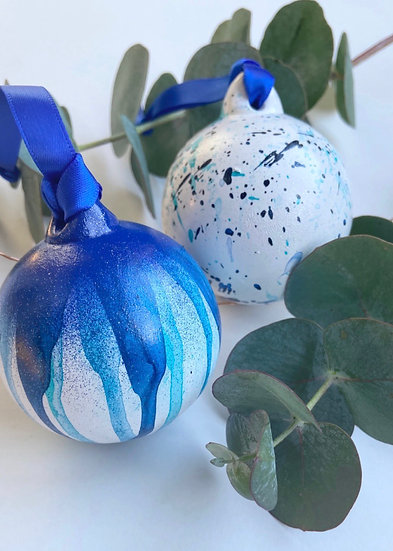 Small Bauble Duo