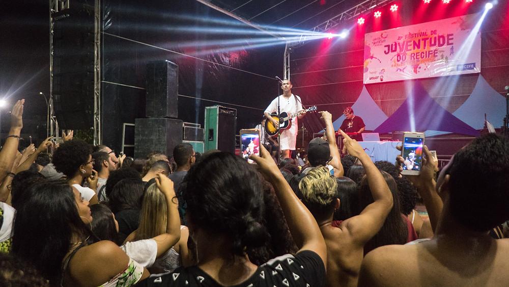 Luiz Lins em Recife
