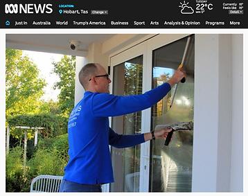 Window Cleaner Hobart