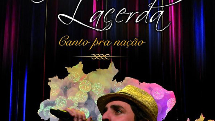 Audio DVD Canto Pra Nação