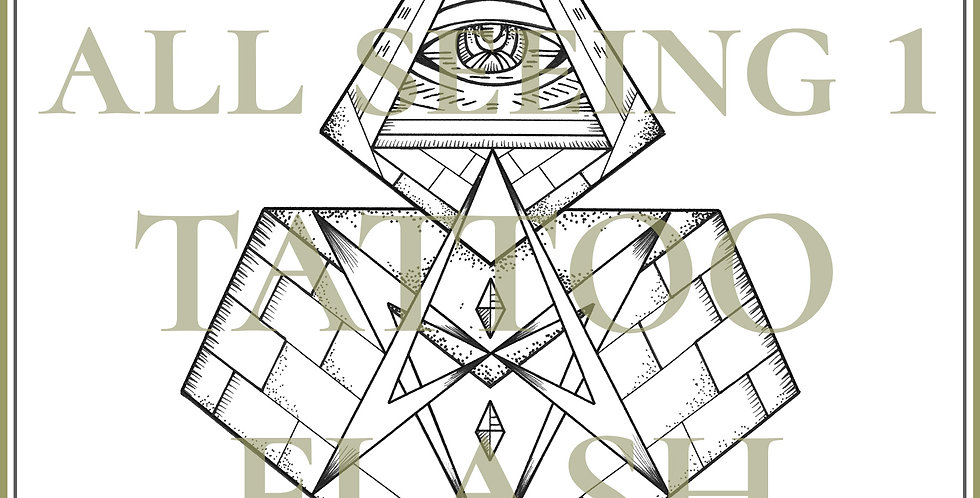 ALL SEEING  EYE 1 | Pyramid Eye
