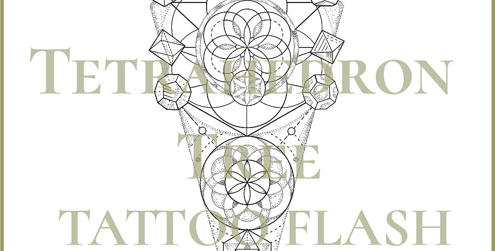 SACRED 9 | Tetrahedron Tree