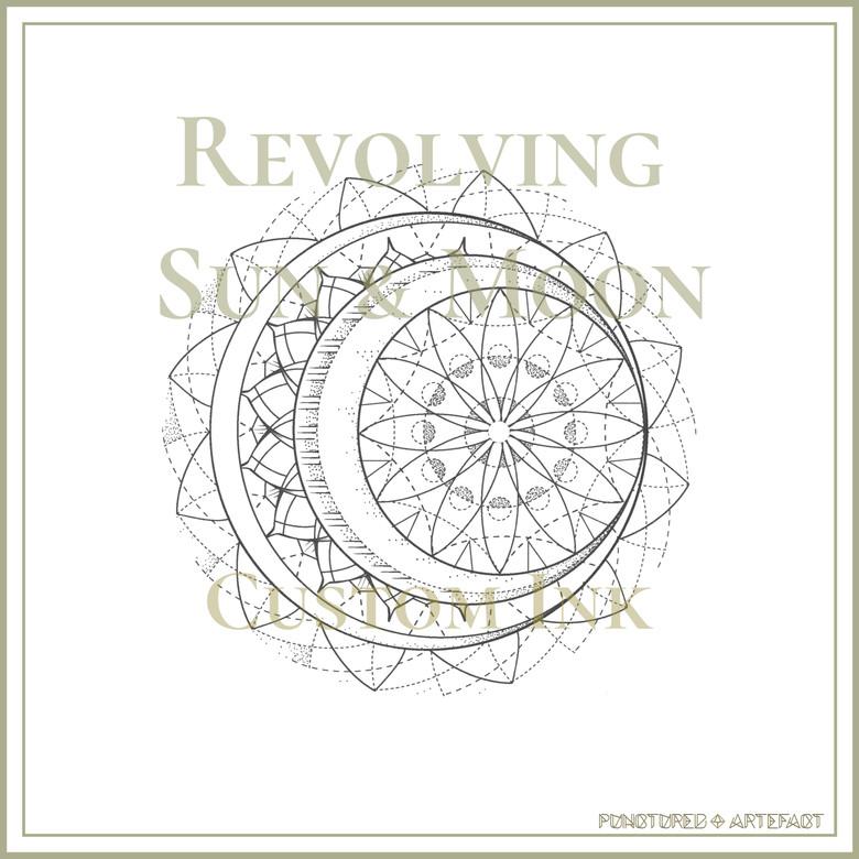 Revolving Sun & Moon