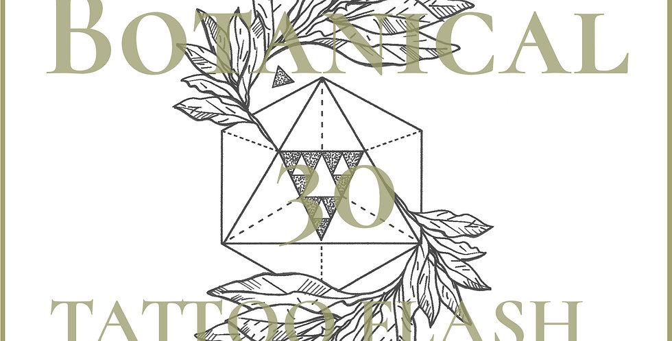 BOTANICAL 30 | Icosahedron Laurel