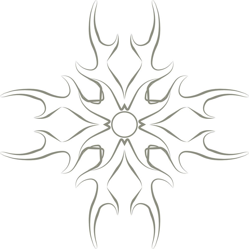 Symbolism | Stag Horns | Tattoo Art