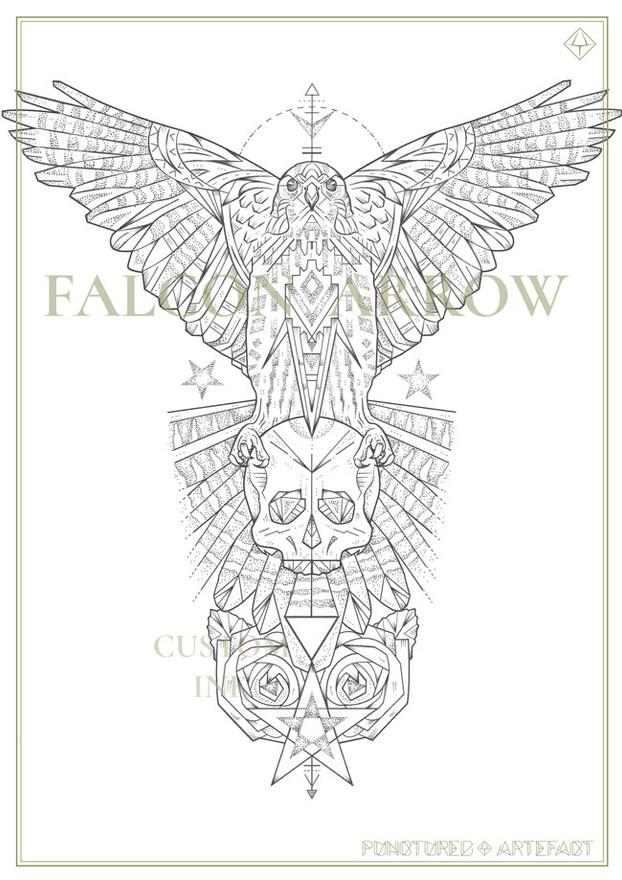 Falcon Arrow