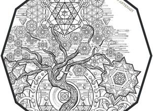 CUSTOM INK  Metatron Tree Top