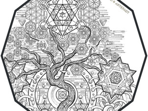 CUSTOM INK | Metatron Tree Top