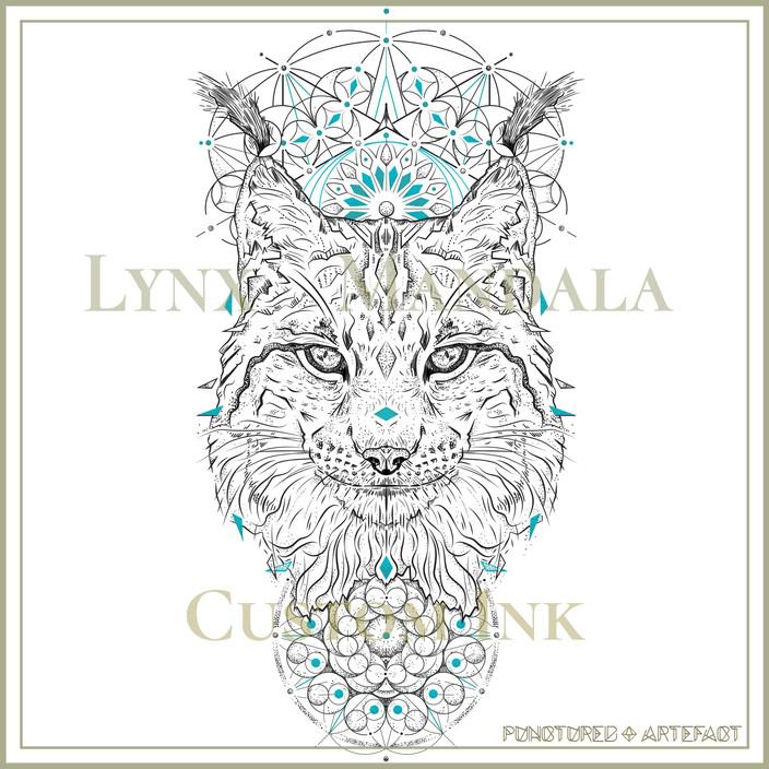 Lynx Mandala