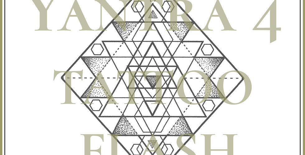 YANTRA 4  | Hexagons