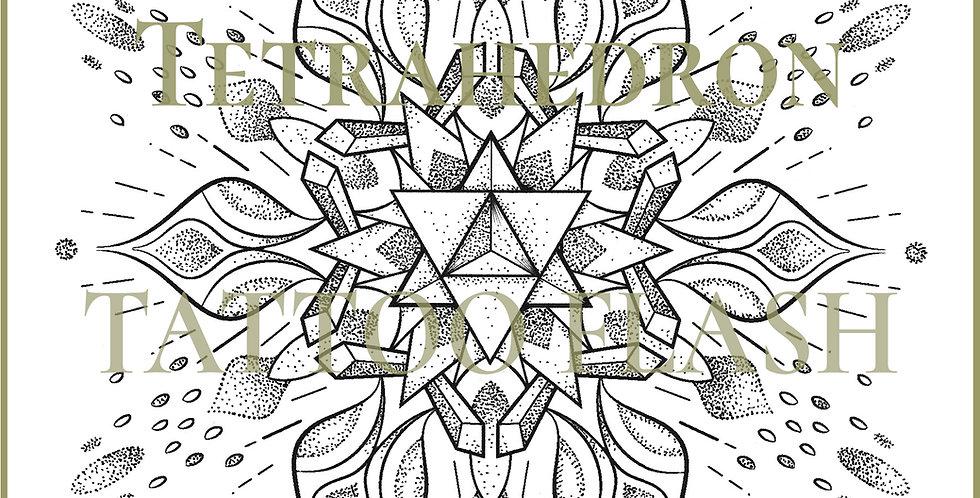 BOTANICAL 35 | Lily Tetrahedron
