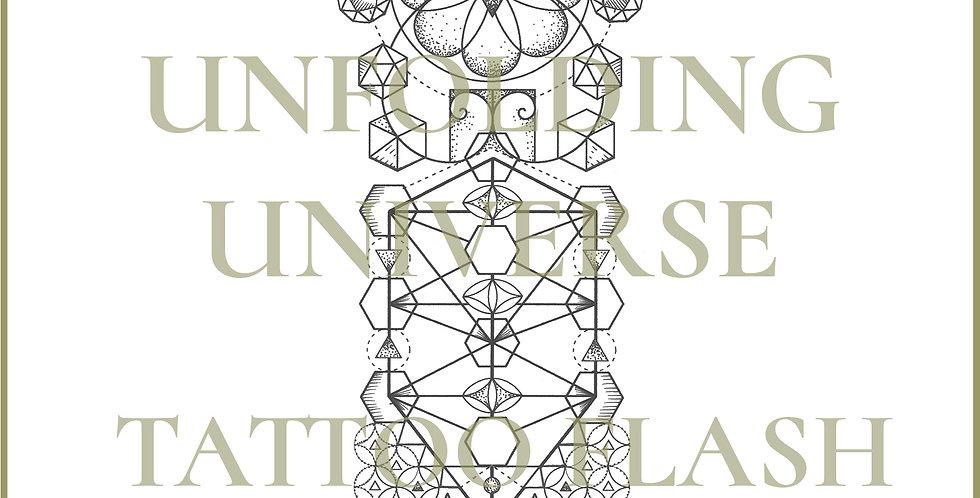 SACRED 1 | Unfolding Universe