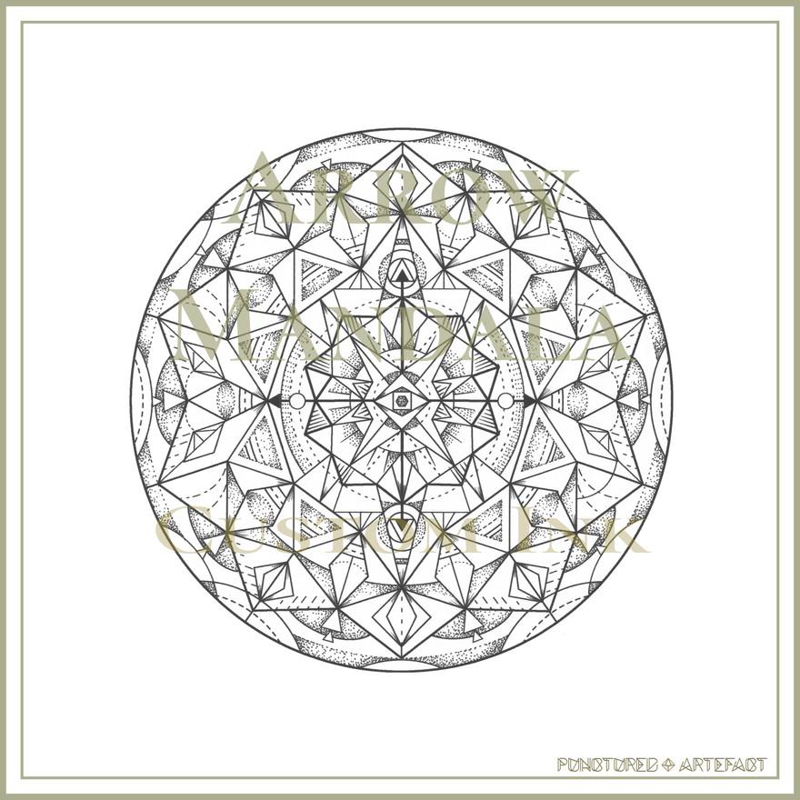 Arrow Mandala