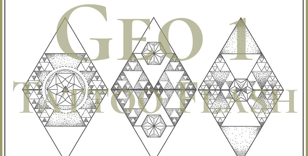 GEO 1 | Sierpinski Triangle