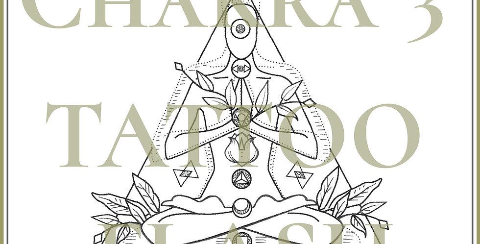 CHAKRA 3   Meditative Body