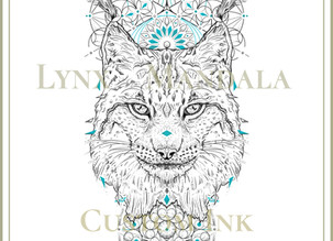 CUSTOM INK   Lynx Mandala