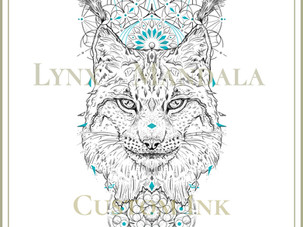 CUSTOM INK | Lynx Mandala