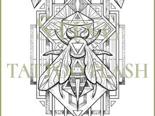 FLASH INK   Bee 12