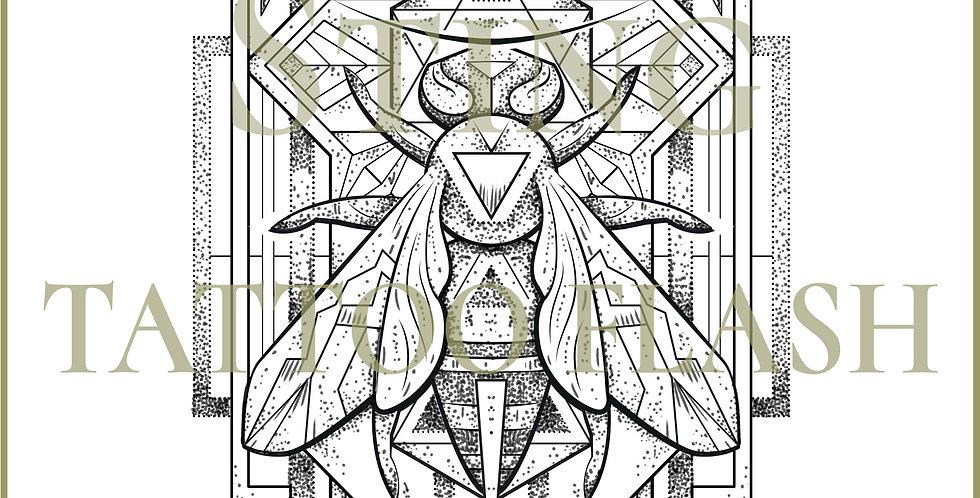 BEE 12   Sting