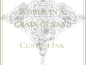 CUSTOM INK | To see a world in a grain of sand