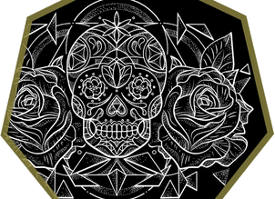 FLASH INK |Day Of The Dead