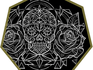 FLASH INK | Day Of The Dead