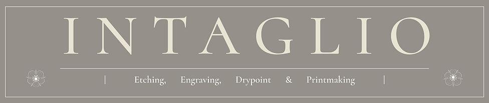 Intaglio Etching Engraving Drypoint & Printmaking Art
