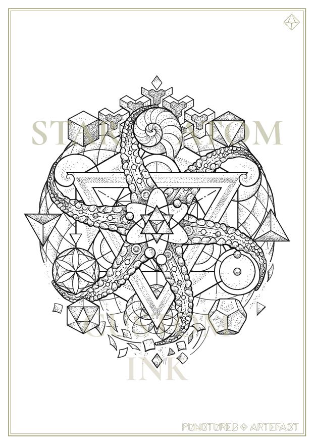 Atom Starfish
