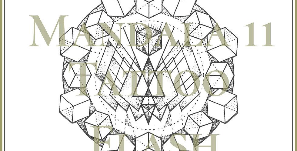 MANDALA 11 | Cube Circle