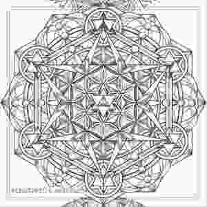 | Large Tattoo Design | Torso | 2018 | Chakra Totem | Geometric Mandala | Heart