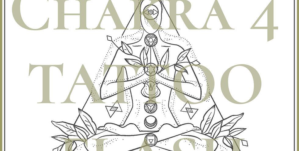 CHAKRA 4 | Meditative Aura