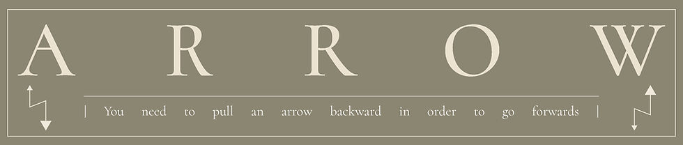 Arrow Tatoo Flash   Instant Download