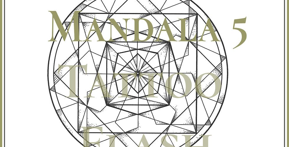 MANDALA 5   Compass 3