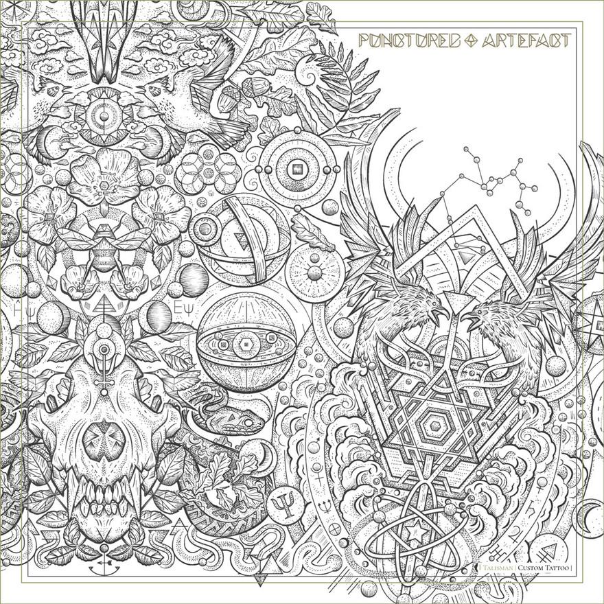 Talisman | Tattoo Art
