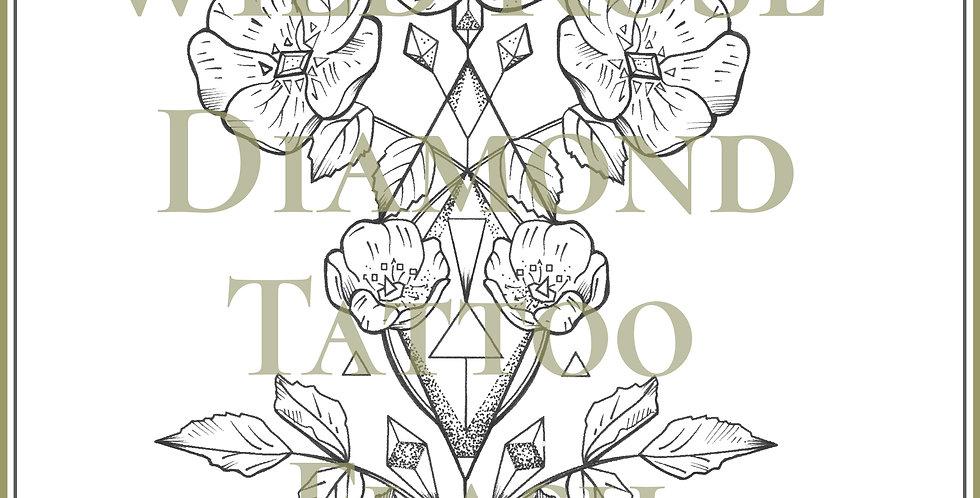 BOTANICAL 17 | Wild Rose Diamond